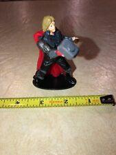 """Marvel Avengers PVC 2.75"""" figure Thor - Disney store cake topper (1)@"""