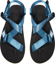 a10884c0e87 Suicoke Men s CHIN2 Sandals Shoes OG-023-2 New Retails  198 Blue White Black