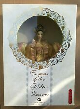 2008 Empress of the Golden Blossom Gold Label Barbie Limited Edition NRFB