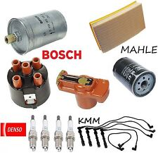 Tune Up Kit Denso Plugs KMM Wires for Volkswagen Passat 2.0L 1991-1994