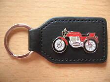 Schlüsselanhänger MV Agusta 125 rot Motorrad Art 0324 Keyholder Portachiavi