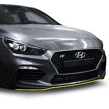 Alerón de Espada Hyundai I30N Neón Amarillo Spoiler Lámina Accesorio Tuning D017