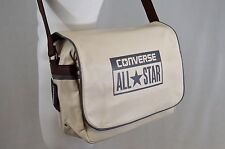 New Converse ALL STAR Flap Reporter Revival messenger Laptop bag Whitecap Gray