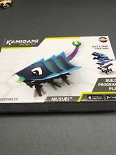 Kamigami Robot - Musubi New In Box Build Program And Play