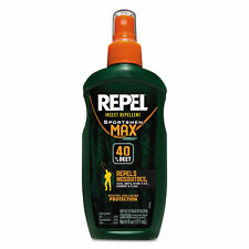 Repel Insect Repellent Sportsmen Max Formula Pump Spray 40% DEET 6oz Mosquito