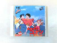 NEC PC engine CD-ROM2 Future Boy Conan Used Tested from Japan