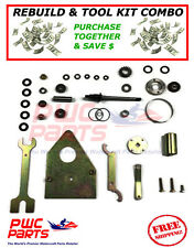SeaDoo Supercharger Rebuild & Tool Kit RXT-X RXP-X GTX 215/255/260 Rep 420881102