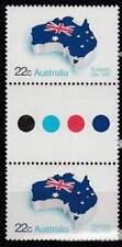 Australië postfris 1980 MNH 740 gutter pair - Australia Day