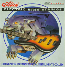 1 juego de Alice Bass cuerdas 606-5, para 5 Saiter Bass