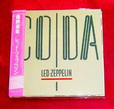 Led Zeppelin Coda SHM MINI LP CD JAPAN WPCR-13141