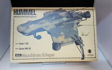 * Maschinen Krieger * MA.k ** WAVE 1/20 HUMMEL Model kit Fighter *SF3D *GREAT!!
