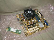 HP Pavilion Desktop Motherboard Socket AM2 5189-1661 M2N68-LA W/ AMD ATHLON PROC