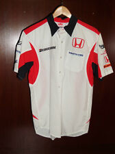 Super Aguri Honda original F1 crew shirt size medium