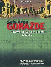 Safe Area Gorazde by Joe Sacco HC/DJ 1ed Fast Free Shipping