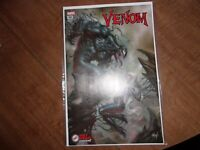 VENOM 160 PARRILLO HOLY GRAIL LOT OF 2 VARIANTS - LIMITED 3000 - BLACK CAT - NM