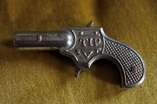 Pistola giocattolo TIP, d.r.g.m. Made in West Germany ALTE KINDER BLECH PISTOLE