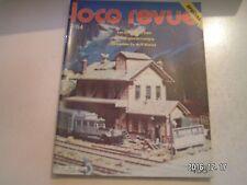 **j Loco Revue n°458 gare de Lusigny / Transformateur régulateur jouef 1200
