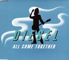 """DIESEL """"All Come Together"""" 1994 2Trk CD *JohnnyDiesel&TheInjectors """"P&HChildren"""""""