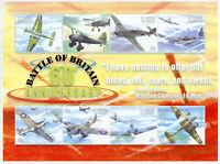 St Vincent & Grenadines 2000 MNH WWII Battle of Britain 8v M/S I Aviation Stamps