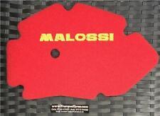 GILERA Runner VX 125 hasta 2006 MALOSSI rendimiento del filtro de aire elemento 141839 Rojo