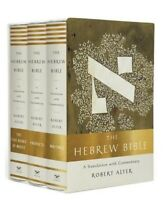 The Hebrew Bible - A Translation With Commentary (3 -Volume Set) |Kindle