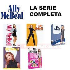 ALLY MCBEAL - STAGIONI DA 1 A 5(SERIE COMPLETA) 30 DVD-COF.SINGOLI,ITA.