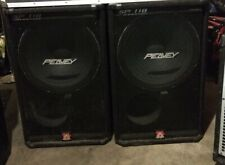 Peavey Sp-118 Subwoofers. Pair of two Subs. Powerful and in 100% working order