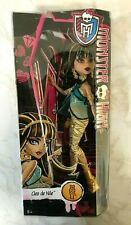 Monster High Original Ghouls Cleo De Nile Daughter of the Mummy~New Unopened~