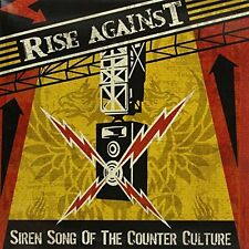 RISE AGAINST-SIREN SONG OF THE COUNTER-CULTURE  VINYL LP NEW