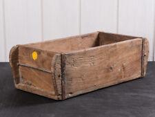 "IB Laursen Ziegelform ""Unika"" aus Holz Unikat Aufbewahrung Box"