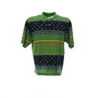 Stefanel Vintage Poloshirt Größe S Kurzarm Freizeit Italy Hemd Baumwolle