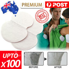 Summer Armpit Sweat Pads Stickers Underarm Guard Absorbing Disposable