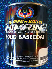 House of Kolor S2-25 Jet Black Shimrin2 Solid Basecoat 1 Quart