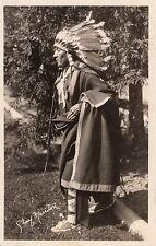 CHIEF MANITOU ~ MANITOU CLIFF DWELLINGS ~ COLORADO ~ C - 1922