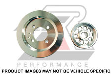 Ralco RZ Underdrive Pulleys Set Ford Escort Mazda Miata /MX3 /Protege 94-96 DOHC