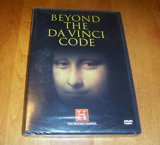 BEYOND THE DA VINCI CODE History Channel Mysteries Dark Ages DVD SEALED NEW