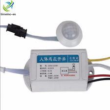 AC 220V IR Infrared Body Motion Sensor Automatic Auto Light Lamp Control Switch
