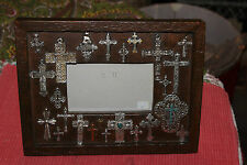 Frameology Religious Christianity Crucifix Crosses Picture Photograph Frame