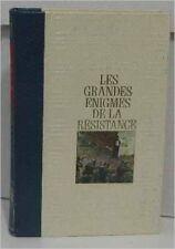 Collectif et Bernard Michal - Les grandes énigmes de la résistance tome 2 - 1969