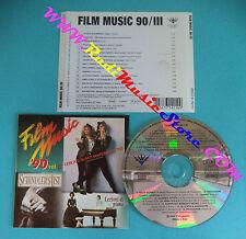 CD FILM MUSIC '90 VOL.3 BMCD 6 14210 ITALY 1994 SOUNDTRACK no lp dvd mc(OST2)