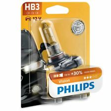 1x HB3 Vision lamp CAR 12V 65W P20d 9005PRB1 PHILIPS