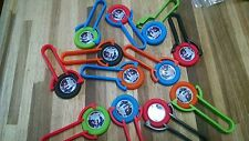 12 GUARDIANS OF THE GALAXY Disk SHooters~ birthday party favor treat, toy MARVEL