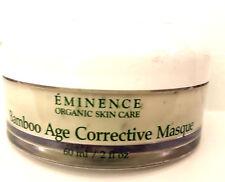 Eminence   Bamboo Age Corrective Masque  2 oz  NEW ~ FREE SHIP