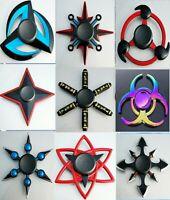 Future Hermit Equipment Fidget Finger hand Spinner EDC Game Metal Gyro kids Toy
