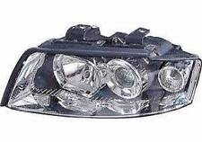 Audi A4 Headlight Unit Passenger's Side Headlamp Unit 2001-2004