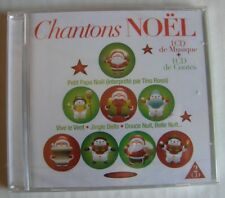 CHANTONS NOEL (2CD)  18 TITRES + 12 CONTES -   NEUF SCELLE