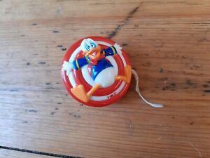 Vintage 1988 Disney Donald Duck Yoyo