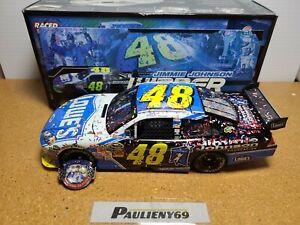2009 Jimmie Johnson #48 JJ Foundation California Win 1:24 NASCAR Action MIB