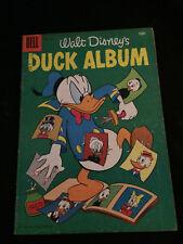 Duck Album Four Color #726 Vg/Vg+ Condition
