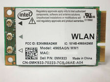 Dell Inspiron 142 Intel WiFi Link 4965AGN Drivers for Windows